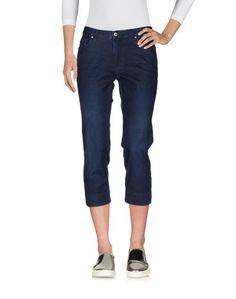 Джинсовые брюки-капри Gant