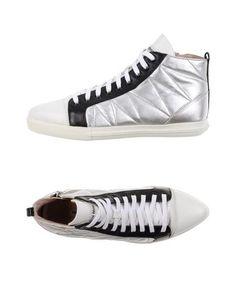 Высокие кеды и кроссовки Miu Miu