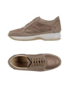 Низкие кеды и кроссовки LA Bottega Delle Pelli