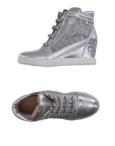 Высокие кеды и кроссовки Solo Soprani