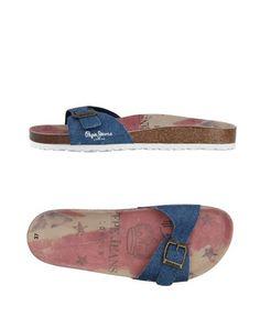 Сандалии Pepe Jeans
