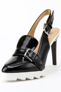 Босоножки на каблуках Rosa rot