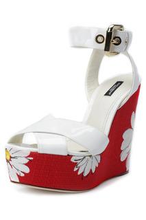 босоножки на платформе Dolce&Gabbana