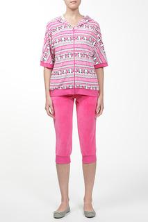 Пижама с капри тройка Relax Mode