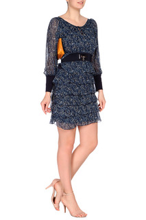 Платье с ремнем Zaffiro