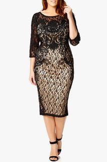 Платье DYNASTY CURVE