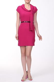 Платье с ремнем Sabra