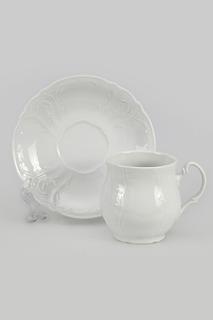 Чашка для чая с блюдцем Bohemia