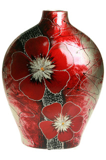 Ваза декоративная Русские подарки