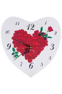 """Часы настенные """"Сердце"""" Русские подарки"""