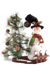 "Композиция ""Снеговик"" Christmas"