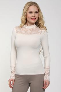 Блуза с кружевом Adzhedo