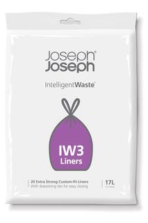 Пакеты для мусора, 17л, 20 шт. Joseph Joseph