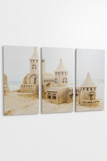 """Панно """"Песочный замок"""", 3пр. Pannorama"""