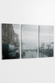 """Панно """"Дождь"""", 3пр. Pannorama"""