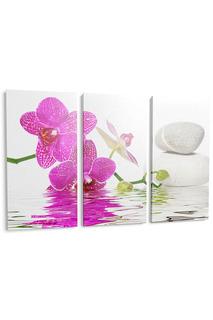 """Панно """"Орхидея и вода"""" Pannorama"""
