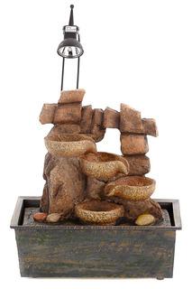 Статуэтка-фонтан ELFF ceramics