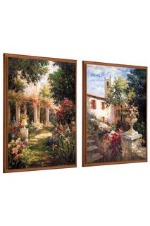 Панно-диптих, 2 шт Bilder Manufaktur