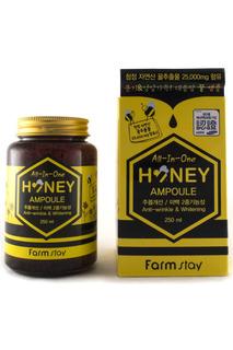 Сыворотка с медом FARMSTAY