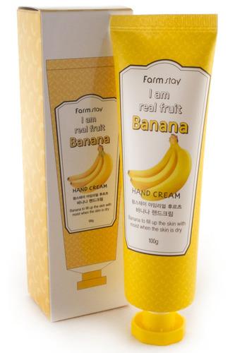 """Крем для рук """"Банан"""" FARMSTAY"""