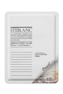 Маска с жемчужной пудрой 20 г STEBLANC