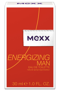 Energizing Man EDT 30 мл Mexx