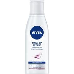 NIVEA Тонизирующая Мицеллярная вода make-up expert 200 мл