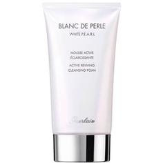 GUERLAIN Обновляющая пена для умывания Blanc de Perle 150 мл