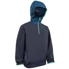 Детская Ветрозащитная Куртка Для Водного Спорта (ял/катамаран) S100 Tribord