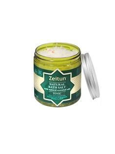 Соль для ванн Зейтун