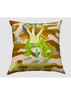 Декоративные подушки Сирень