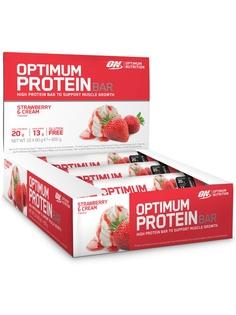 Батончики спортивные Optimum Nutrition