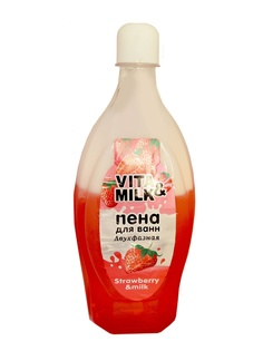 Пена для ванны VITA-MILK
