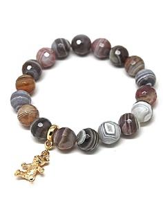 Ожерелье из натуральных камней erickson beamon