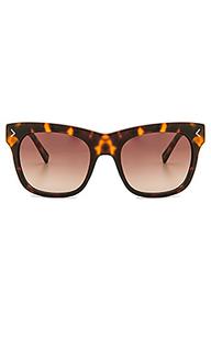Солнцезащитные очки cassie - KENDALL + KYLIE