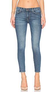 Скинни джинсы до лодыжек - Current/Elliott