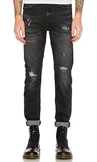 Облегающие джинсы skate - R13