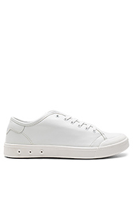 Standard issue leather low top - Rag & Bone