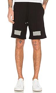 Paneled shorts - JOHN ELLIOTT