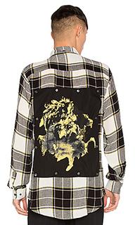 Trin shirt with back panel - Public School