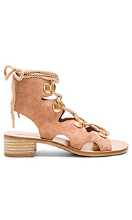 Lace up sandal - See By Chloe
