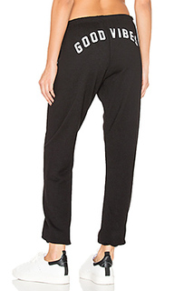 Свободные брюки good vibes arch - Spiritual Gangster