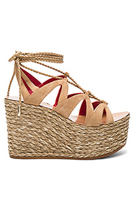 Lace up wedge - Pura Lopez