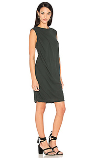 Tucked shift dress - James Perse