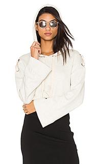 Bell sleeve hoodie - KENDALL + KYLIE