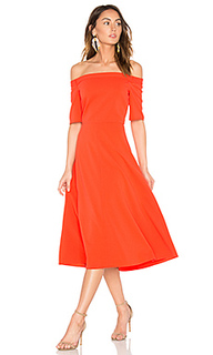 Elbow sleeve dress - Tibi
