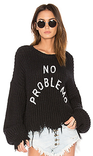 Свитер no problemo - Wildfox Couture