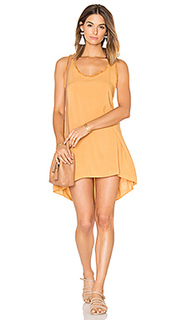 Мини-платье с открытыми лопатками odette - MATE the Label