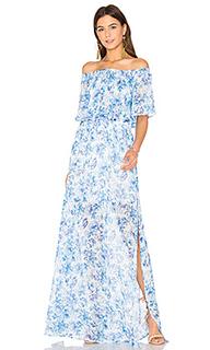Макси платье hacienda - Show Me Your Mumu