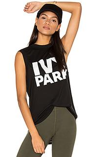 Майка с логотипом - IVY PARK